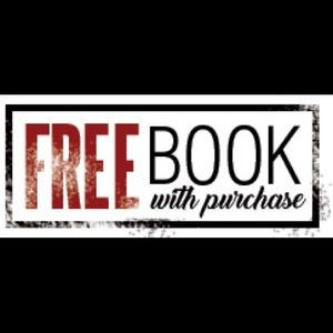 FREE book with purchase
